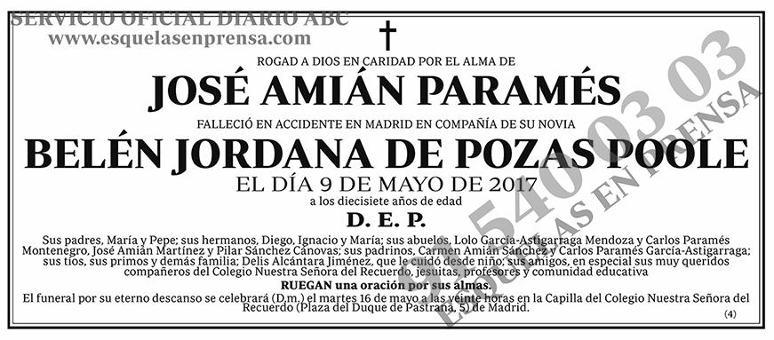José Amián Paramés